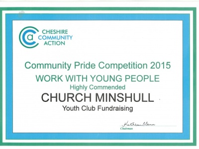 CCA Working with Young People cert