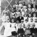 Church Minshull school pupils