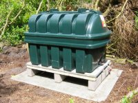 Domestic Oil Tank