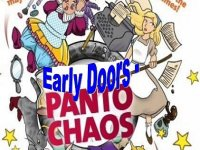 Early Doors panto