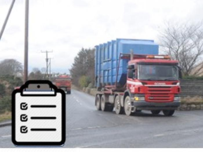 lorry survey