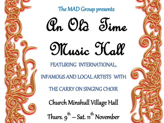 MAD Old Time Music Hall