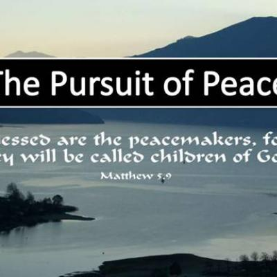 Pursuit of Peace
