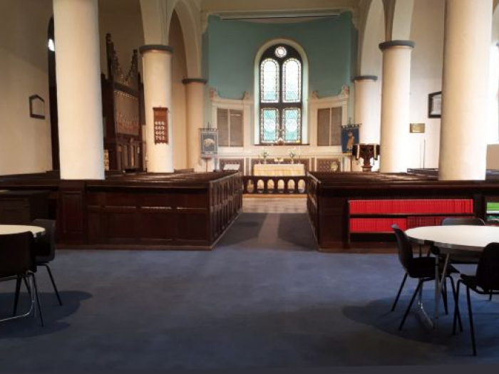 St Bart's Church Remodelling-a
