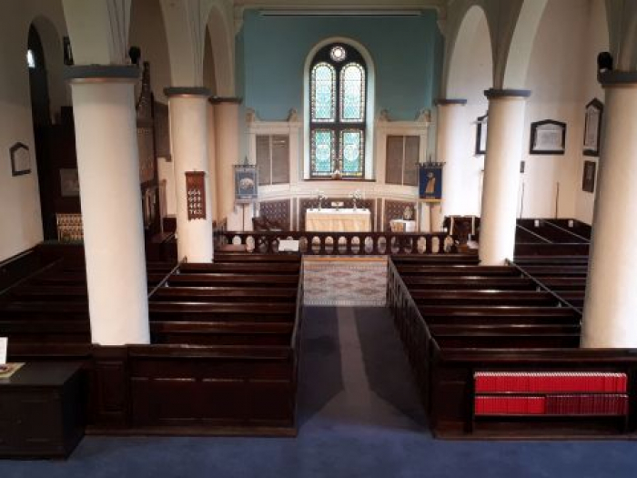 St Bart's Church Remodelling-b