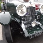 Vintage cars - New Years day