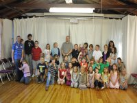 Youth club  July 2011
